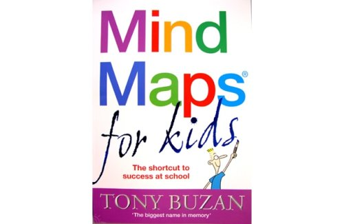 Anything left handed mind maps for kids tony buzan