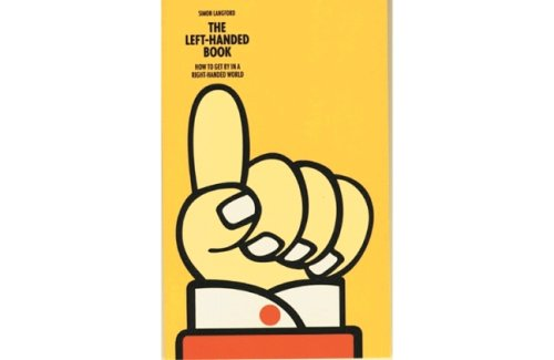 Anything left handed the left handed book simon langford educational