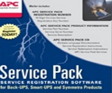 APC Service Pack 1 Year Warranty Extension (for new
