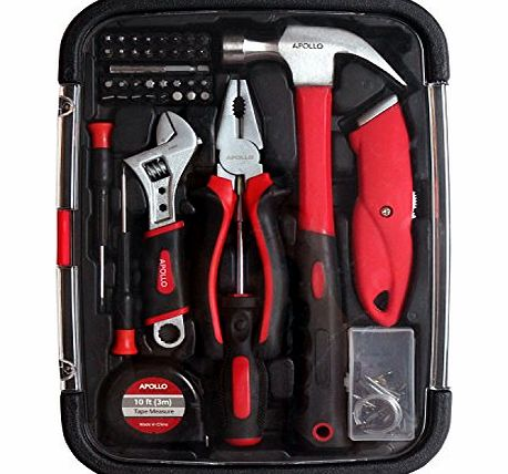 apollo precision tools  81 Piece Homeowner Tool Kit product image
