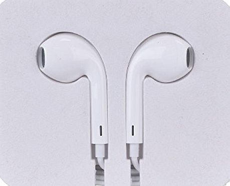 Apple Earpods For iPod Touch 5th amp; 6th Gen/iPod Nano (No Mic) - Non Retail Packaging - Bulk Packaging