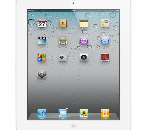 Apple iPad 2 White - 16GB