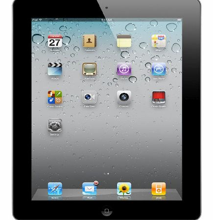 Apple IPAD2WIFI32GB-BK Laptops