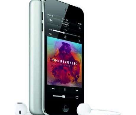 Apple iPod Touch 16 GB 5 Gen. Black amp; Silver - review ...