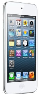 Apple Ipod Touch 5th Gen 32 Gb Silver