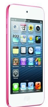 Apple iPod touch 64GB 5th Generation - Pink (Latest Model - Launched Sept 2012)