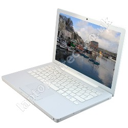 Apple MacBook Laptop in White