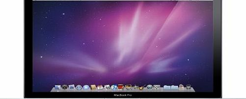 Apple MacBook Pro 15-inch Laptop (Intel Core i5 2.4 GHz, 4 GB RAM, 320 GB HDD, NVIDIA GeForce GT 330M with 256 MB, Intel HD Graphics, OS) - Silver - 2010 - MC371B/A - UK Keyboard
