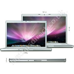 APPLE MacBook Pro Core 2 Duo 2.4 GHz - 15.4 Inch TFT - 4GB RAM