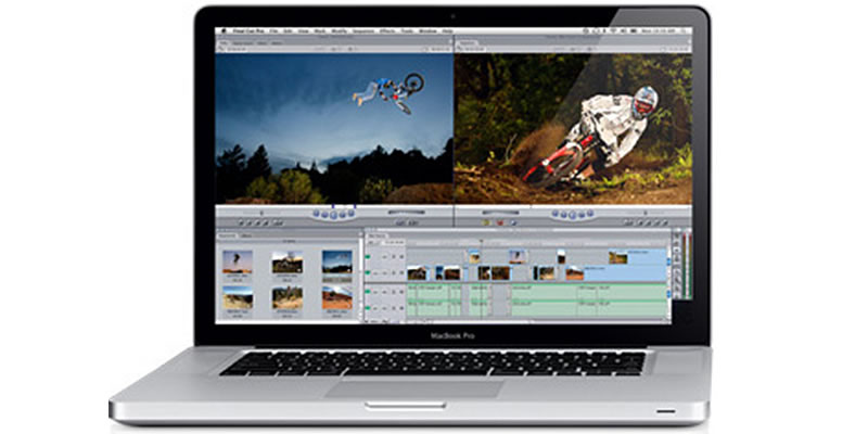 Apple MacBook Pro Core 2 Duo 2.4 GHz - 15.4 Inch
