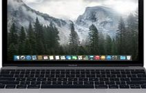 APPLE New APPLE MacBook Space Grey - Core M