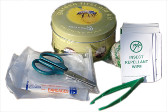Gardeners First Aid Kit