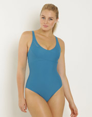 Panache Swimsuit - Teal