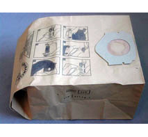 Unifit Uni-200 Vacuum Cleaner Dust Bag Pack Qty 5 - CLICK FOR MORE INFORMATION