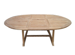 The Poppleford is a beautifully styled round extendable table - CLICK FOR MORE INFORMATION