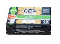 Smoker Apple Bisquettes 48 Pack