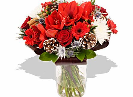 ARENA Christmas Bouquet - flowers