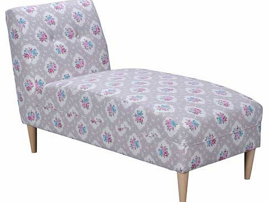 Argos chaise leather effect sofa floral print review for Argos chaise lounge
