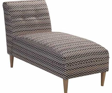 Zig zag for Argos chaise lounge