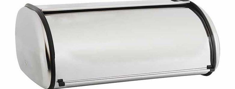 Argos Value Range Stainless Steel Bread Bin product image