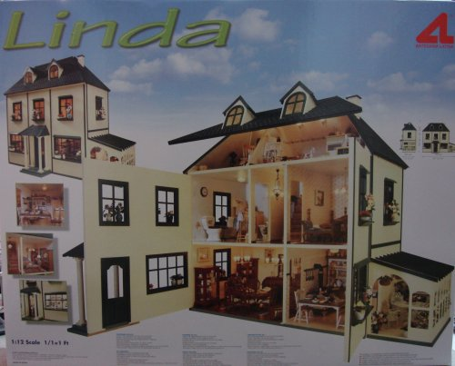 artisania latina DOLLS HOUSE KIT LINDA by ARTISANIA LATINA product image