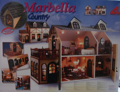 artisania latina DOLLS HOUSE KIT MARBELLA by ARTISANIA LATINA product image
