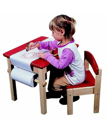 Arts n Crafts ART TABLE & CHAIR product image