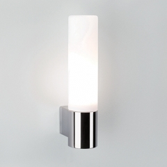 Bari Chrome Bathroom Wall Light