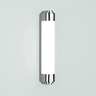 Low Energy Bathroom Wall Lights : Astro Lighting Belgravia Modern Low Energy Bathroom Wall Light In Polished Chrome - review ...