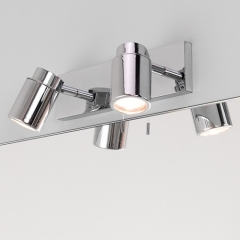 Como Chrome Wall Light