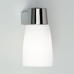 Cuba Polished Chrome Wall Lights