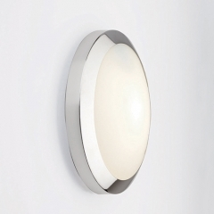 Dakota Plus 180 Chrome Bathroom Ceiling Light