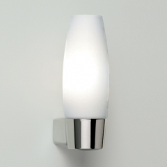 Havana Polished Chrome Wall Light