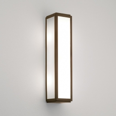 Astro Lighting Mashiko 360 Classic Bronze Bathroom Wall Light