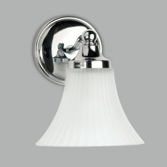 Nena Chrome Bathroom Wall Light