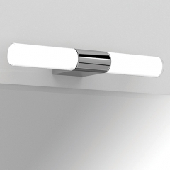 Padova Chrome Bathroom Wall Light