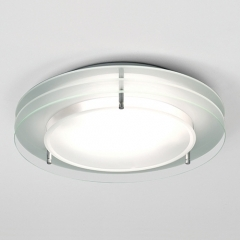 Astro Lighting Plaza Round Bathroom Ceiling Light