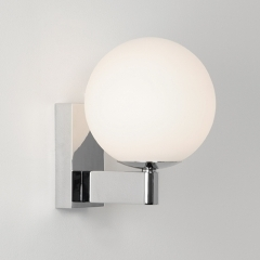 Sagara Globe Bathroom Wall Light