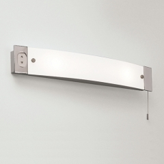Shaver Light Bathroom Wall Light Switched