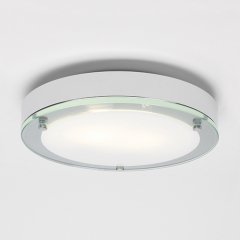 Takko Chrome Bathroom Ceiling Light