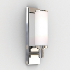 Verona Chrome Bathroom Wall Light