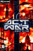 Atari Act Of War Direct Action PC