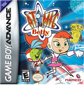 Atari Atomic Betty GBA product image