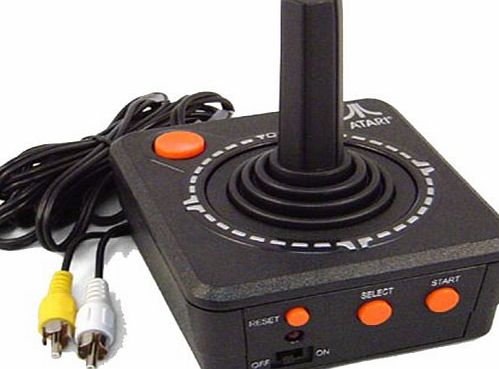 Atari Classics (Plug n Play TV Games) product image