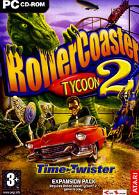 Atari RollerCoaster Tycoon 2 Expansion: Time Twister PC