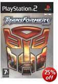 Transformers - Playstation 2 Games - CLICK FOR MORE INFORMATION