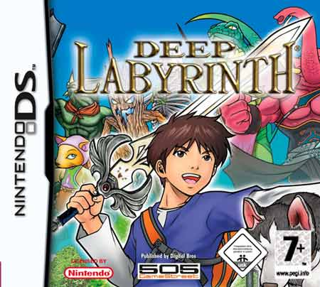 Deep Labyrinth DS