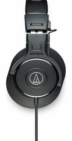 Audio-Technica ATH-M30X Professional Headphones - Black product image