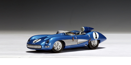1957 Chevrolet Corvette SS in Blue