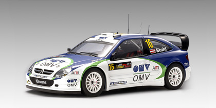 Citroen Xsara WRC 2005 M.Stohl (Rally of Cyprus)